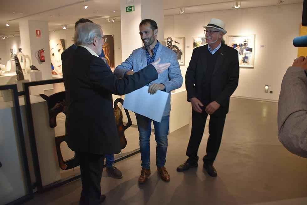 Enrique Rubio gana el concurso Numancia 2017