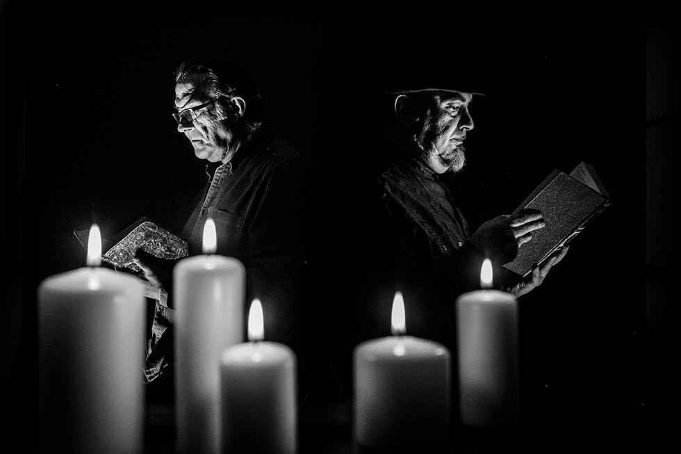 Comienzan las lecturas de las Ánimas, en San Nicolás