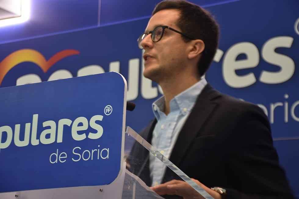 Maroto anima a agrupar el voto de centro derecha en el PP