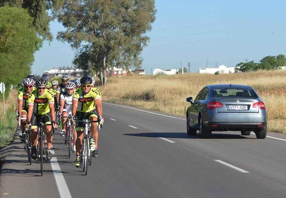Consenso político para mejorar la seguridad de los ciclistas