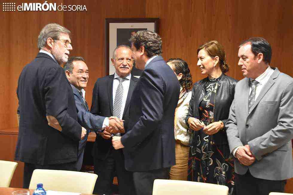 FOES reclama apoyo para la continuidad de Invest in Soria