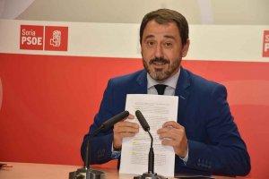 El PSOE deja en manos de Soria ¡Ya! la decisión de presentarse a 10-N
