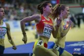 Marta Pérez, a semifinales de 1.500 del Mundial de Doha