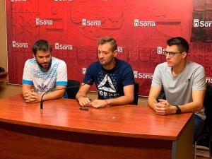 El torneo de San Saturio: un escaparate para el voleibol