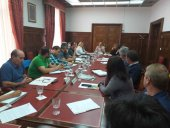 Reunión de coordinación para afrontar el inicio de la campaña micológica