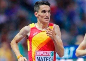 Las sensaciones de Dani Mateo antes del Maratón de Doha