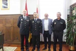 Honorio Pérez, nuevo comisario jefe de la Policía Nacional