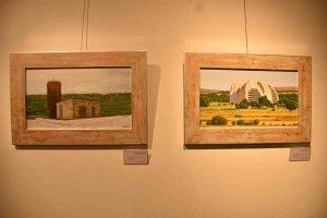 """""""Cuatro proyectos"""", de Luis Alberto Romero, en galería Cortabitarte"""