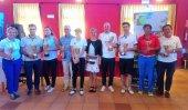 Ganadores del XXVIII Trofeo San Saturio de Golf
