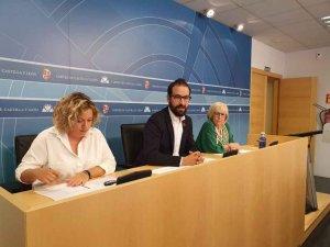 El PSOE acusa a la Junta de querer desmantelar sanidad en medio rural
