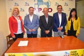 La PPSo presenta a Adolfo Sainz como cabeza de lista al Senado