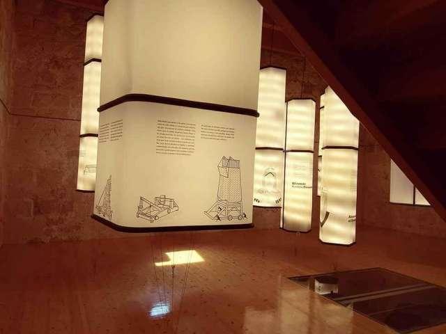 Langa de Duero: centro de las Atalayas - fotos