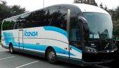 Autobuses renovados y precio reducido del billete Pamplona-Soria