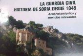 Presentación del libro que recoge la historia de la Guardia Civil en Soria