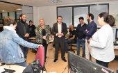 Junta y Diputación comparten estrategias con el Cesefor