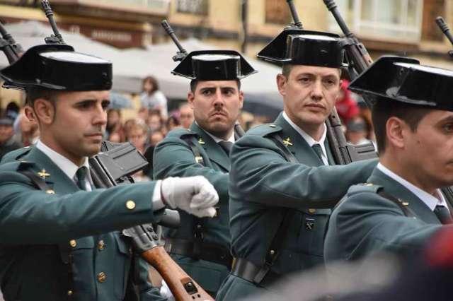La Guardia Civil celebra la fiesta de su patrona - fotos