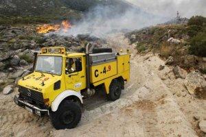La Junta rebaja el riesgo de incendios forestales a peligro bajo