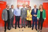 El ministro Duque abre la precampaña electoral socialista del 10-N
