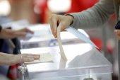 Candidaturas de elecciones locales parciales en cuatro entidades locales