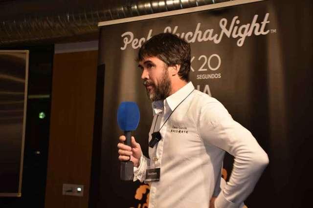 I edición de Pechakucha Night Soria - fotos