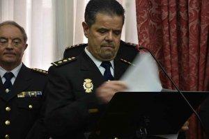 Nuevo comisario de la Policía Nacional - fotos