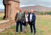 De Gregorio conoce los proyectos de Liceras y Montejo de Tiermes