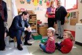 Mañueco garantiza las escuelas abiertas incluso con tres alumnos