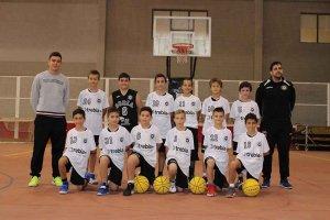 El CSB Soria Ciudad Europea del Deporte cae por la mínima
