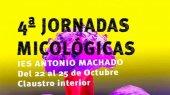 El IES Antonio Machado inicia sus cuartas jornadas micológicas
