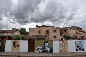 Caltojar: la huella de Picasso - fotos