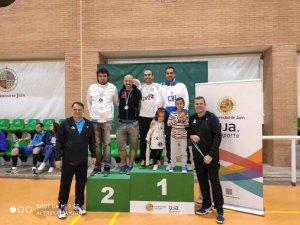 David Hernansanz triunfa en el Máster de Jaén