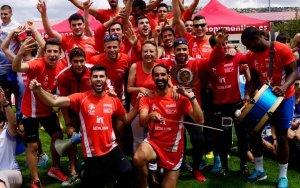 El programa Cantera ayuda la promoción del deporte base