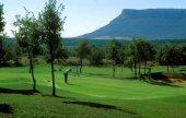 Torneo profesional en el Campo de Golf de Pedrajas
