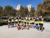 Atletas populares de Soria completan la media maratón de Valencia