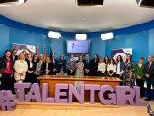 Fomento del talento científico y tecnológico en 500 alumnas