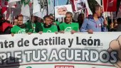 Los sindicatos mantienen la huelga de empleados de la Junta