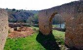 Soria encara la rehabilitación de la muralla junto al Duero