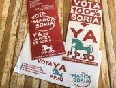 Soria ¡Ya! denuncia que la PPSo utiliza sus sloganes