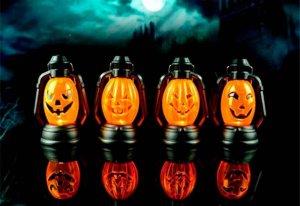 Ólvega programa senderismo nocturno en Halloween