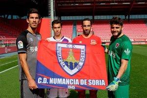 El Numancia quiere seguir creciendo frente al Albacete