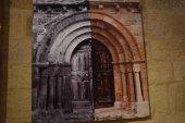 Exposición sobre la restauración del patrimonio románico de Soria