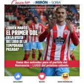 Gana dos entradas para ver el Numancia-Lugo