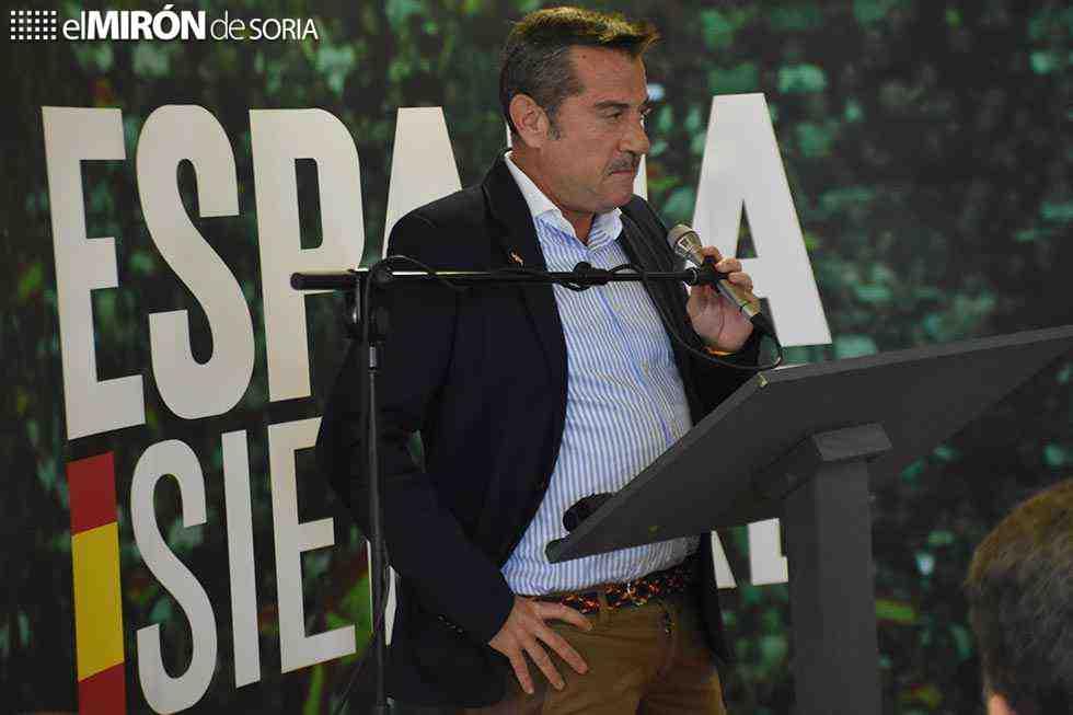 Vox incrementa sus afiliados en la provincia