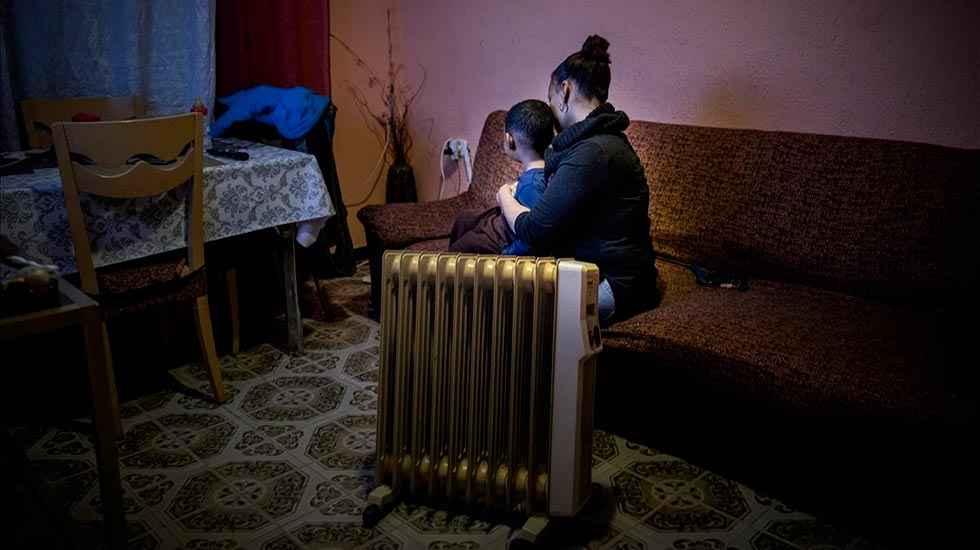 El 13 por ciento de hogares están en situación de pobreza energética