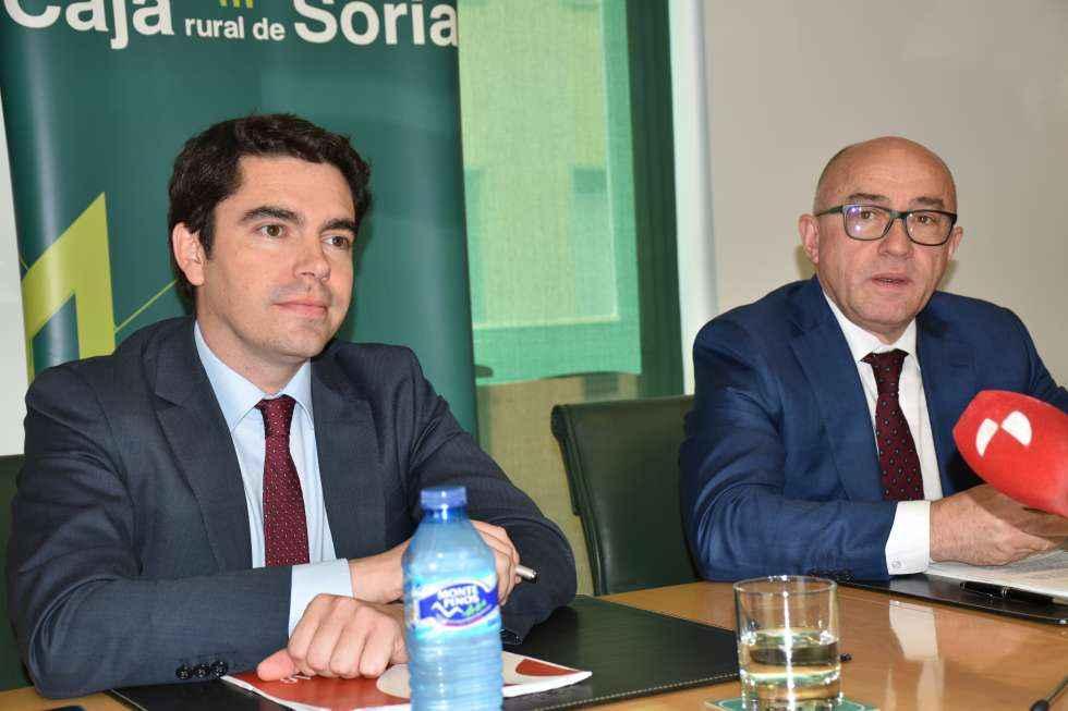 La economía soriana creció más que la española en segundo trimestre