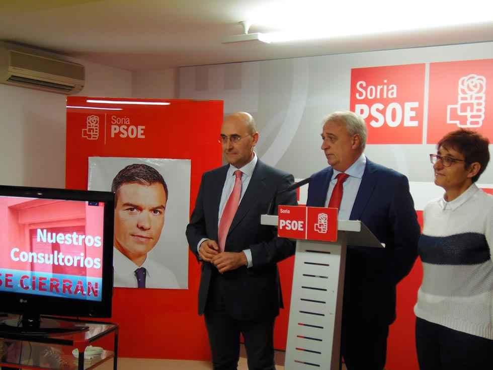 El PSOE pide el voto útil para frenar recortes de la derecha