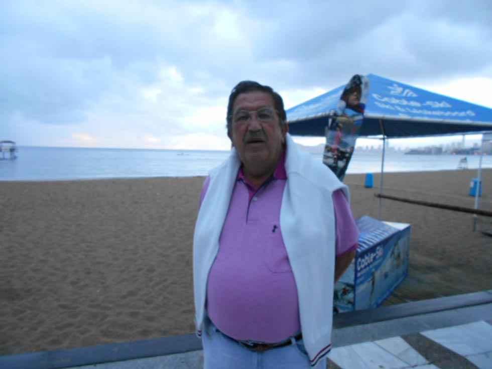 Miguel Rivas, 45 años construyendo Soria