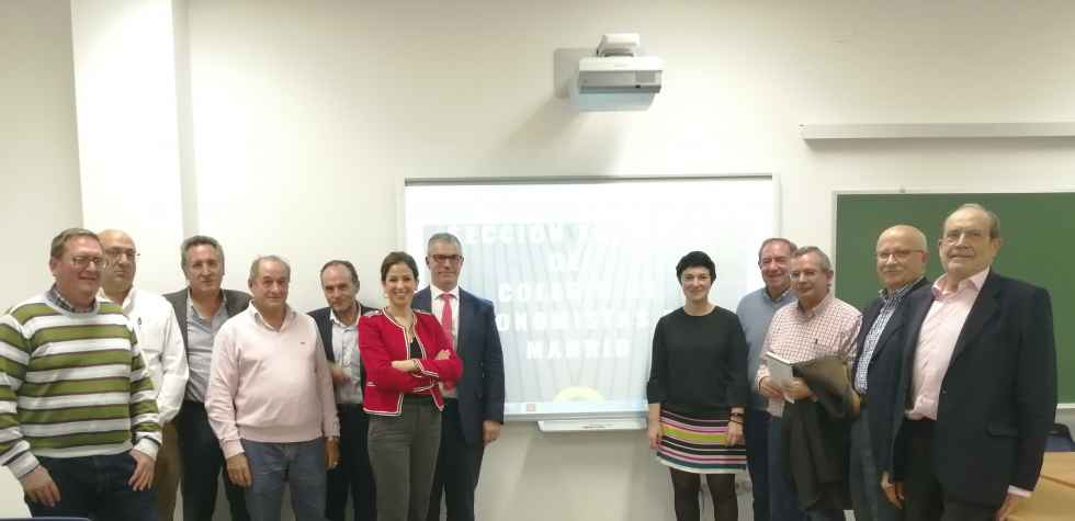 Nueva Sección en Soria del Colegio de Economistas de Madrid