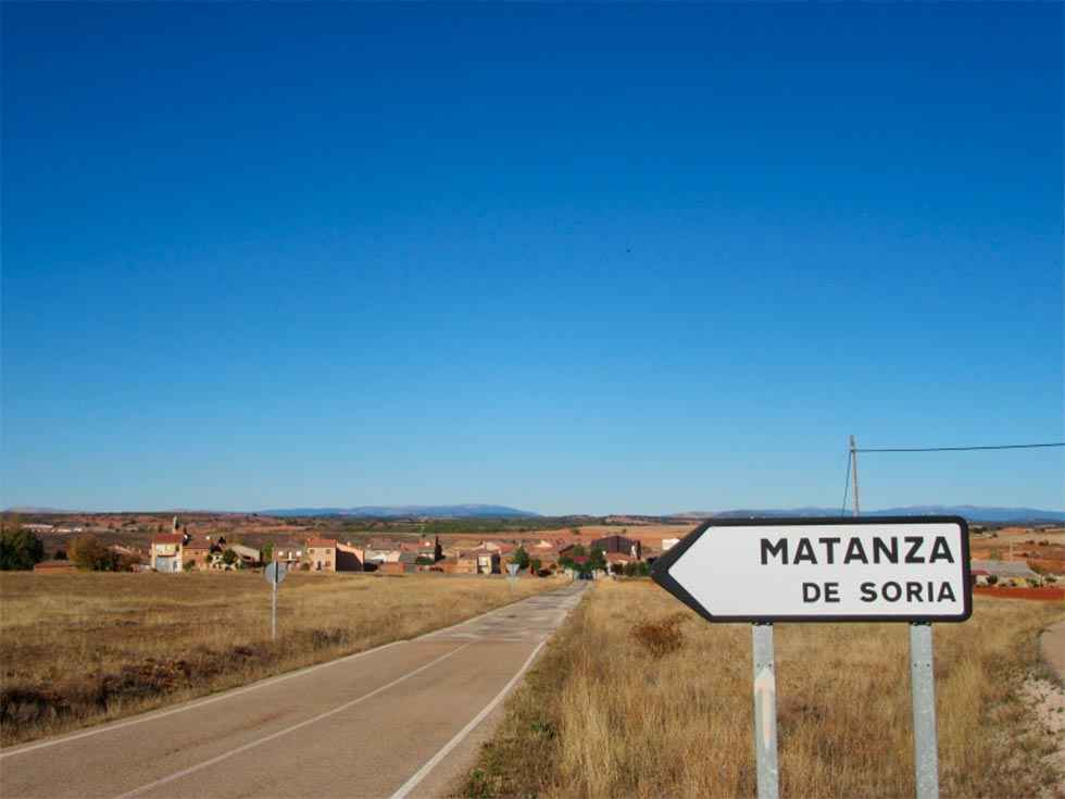 Matanza de Soria, banco de pruebas para la tecnología 5G