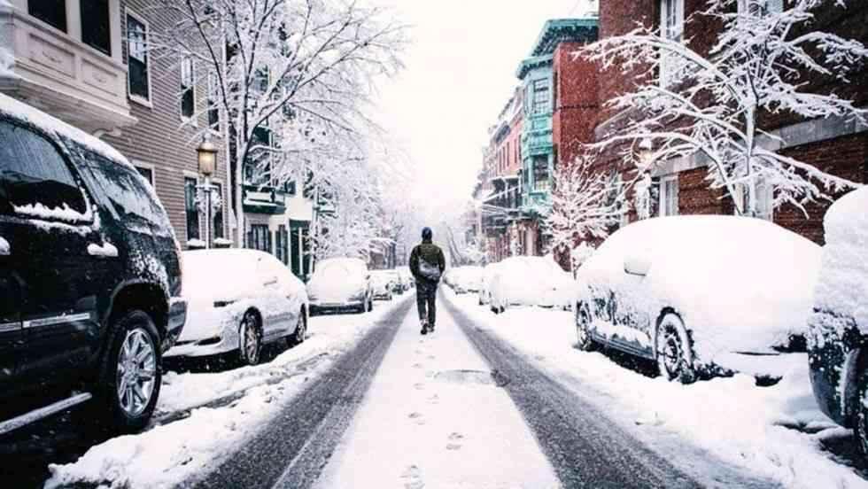 La nieve llega a la Comunidad este fin de semana